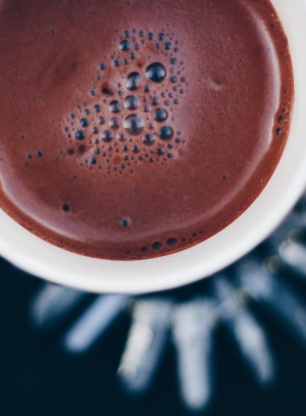 recipe: 3 x vegan hot chocolate